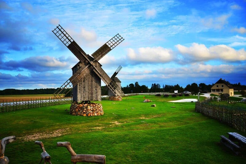 Estonia Saaremaa European destination on a budget