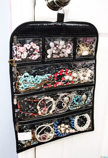Globite Luggage accessories and jewellery organiser
