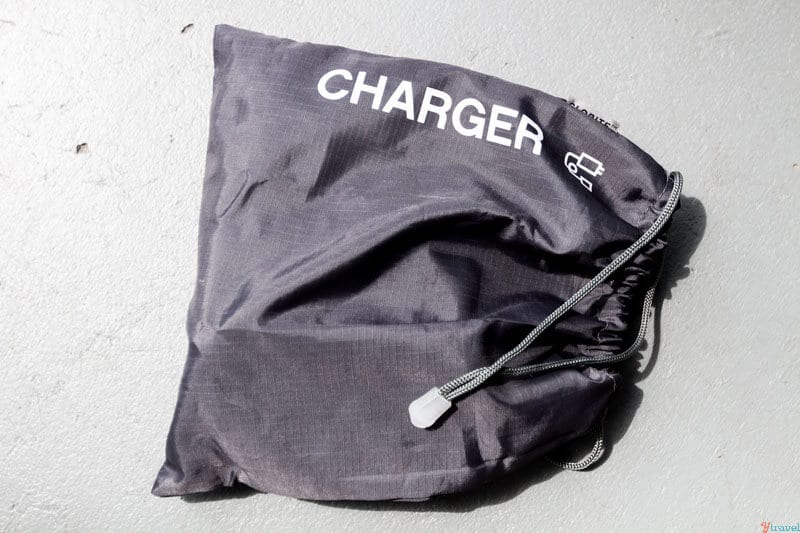 Globite luggage accessories and packing organisers charger bags