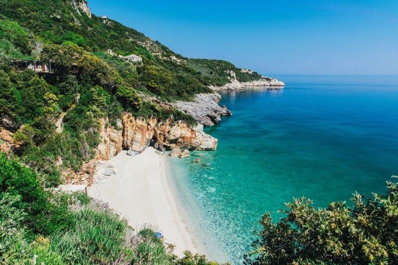 Grèce Région de Volos et Pélion destination européenne avec un budget