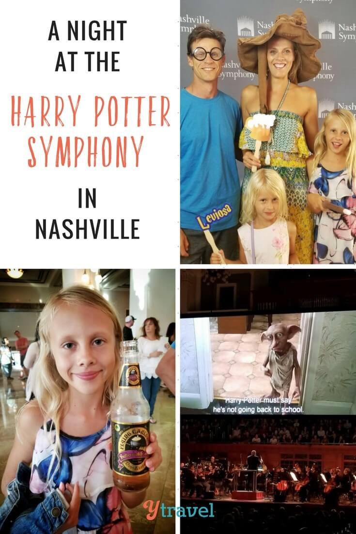 Are you a mad Harry Potter fan? One way to see his adventures come alive through the Harry Potter and the Chamber of Secrets Symphony experience. We enjoyed a night with the Nashville symphony at the Schermerhorn Symphony Center. Click to read more. Happy Pinning!