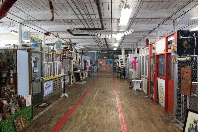 Lowe Mills Art and Entertainment Space Huntsville Alabama (2)