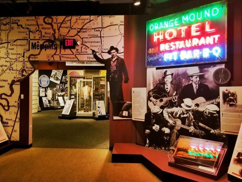 Memphis Rock n Soul Museum Tennessee (1)