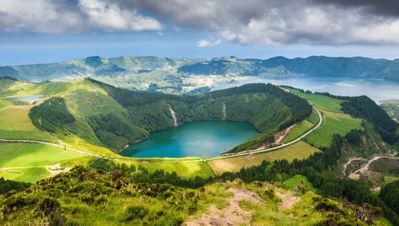 Portugal Azores visit Europe on a budget