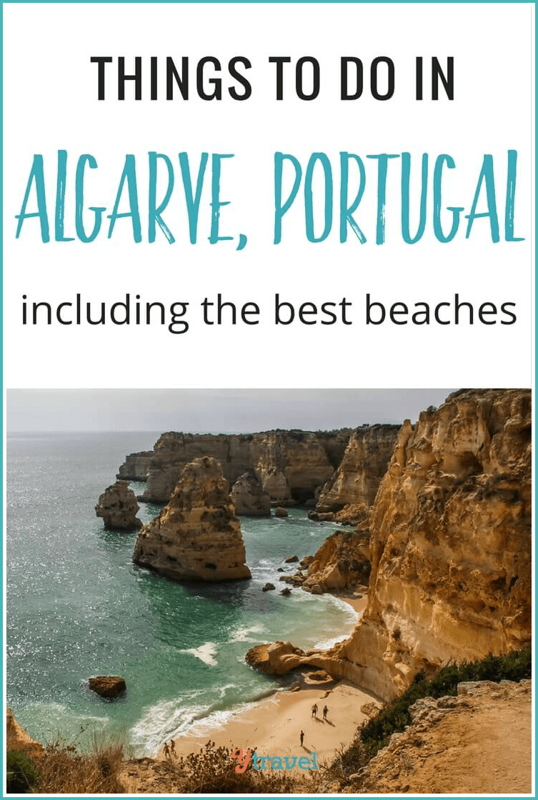 Looking for tips on things to do in Algarve Portugal? If you like gorgeous beaches, impressive views and stunning landscapes, a trip to Algarve is a must. Here are the best things to do in Algarve, Portugal.