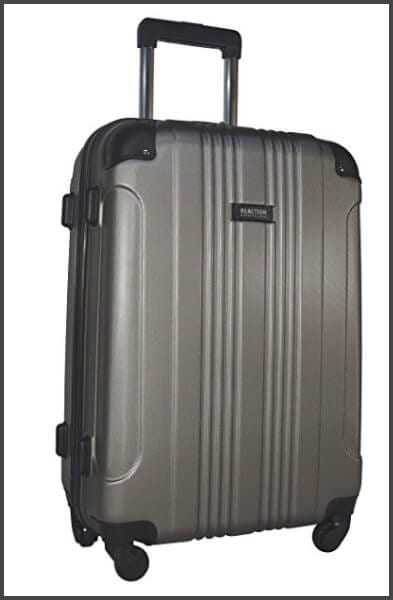 Kenneth Cole Reaction Out of Bounds 4 wheel Upright Suitcase - one of the best carry-on suitcases