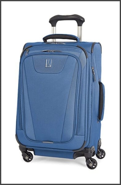 Travelpro Maxlite 4 Expandable 21 Inch Spinner - one of the best carry-on suitcases