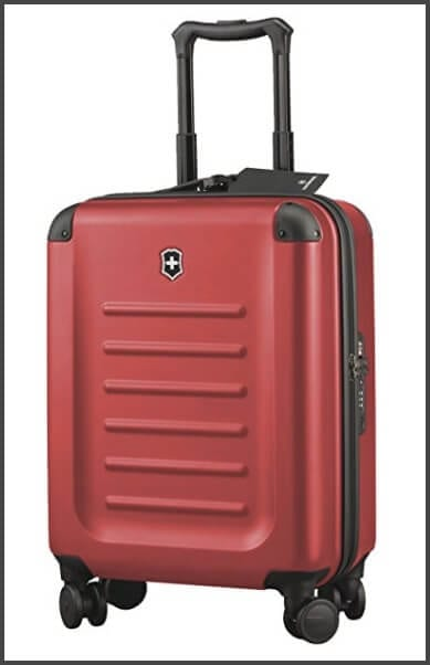 Victorinox Spectra - one of the best carry-on suitcases for travel