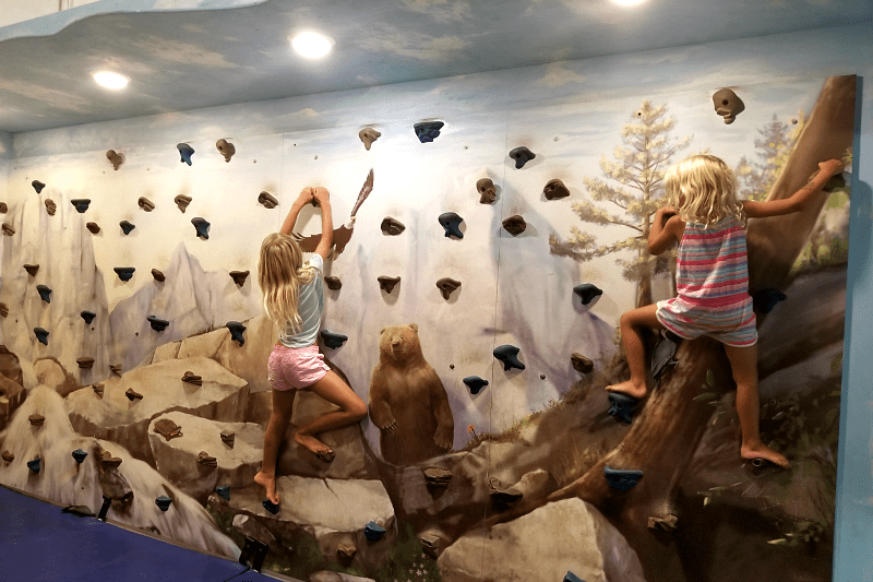 Children's Museum - one of the best things to do in Memphis with kids