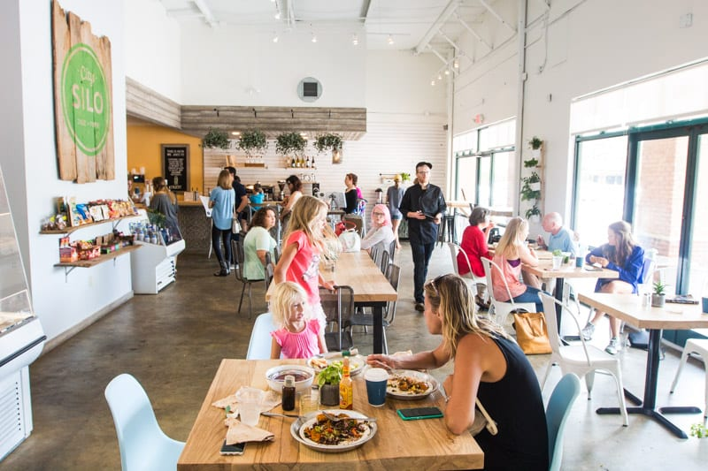 City Silo Table + Pantry - one of the best places to eat in Memphis