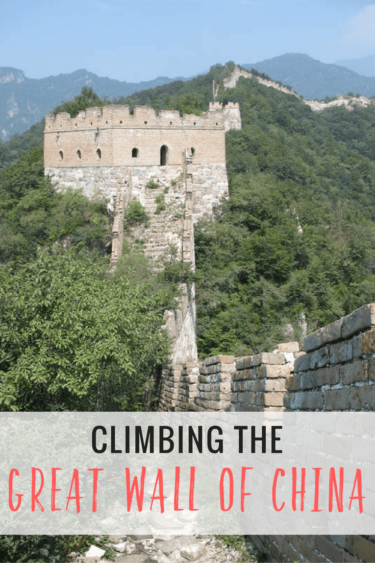 Climbing the Great Wall of China is a highlight of a trip to China. Tips and advice for climbing Jiankou is an adventure unlike other Great Wall sections