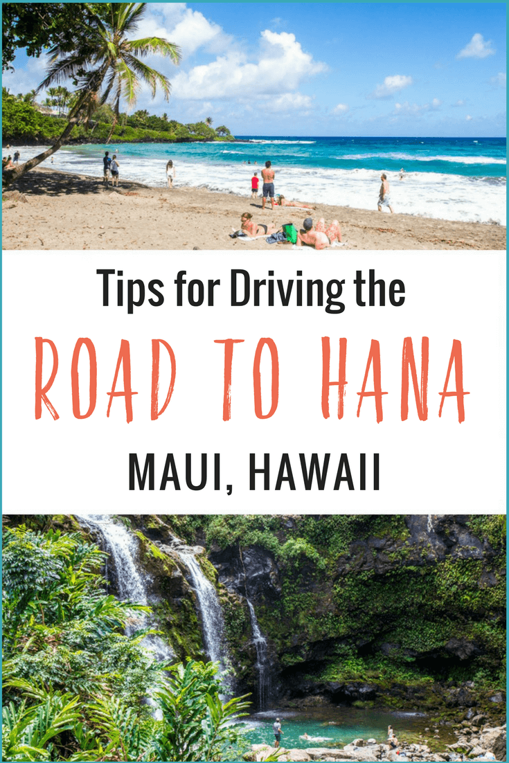 Ultimate Guide - Tips for driving the Road to Hana in Maui, Hawaii. Where to stop, where to eat, how to navigate this famous drive and much more!