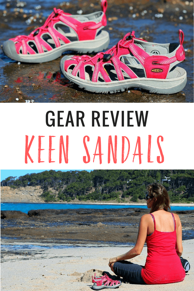 What are the best travel hiking sandals for women? My Keen women's hiking sandals have lasted over 2 years. Read my keen hiking sandals review.