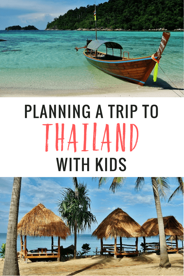 Planning a Trip to Thailand with Kids need not be daunting. Check out our tips to planning a memorable family trip to Thailand. #familytravel #thailand #traveltips