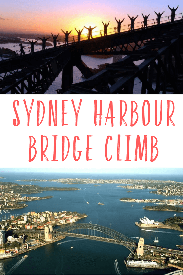 Worlds Biggest Car >> Sydney Harbour Bridge Climb - Would you do it?