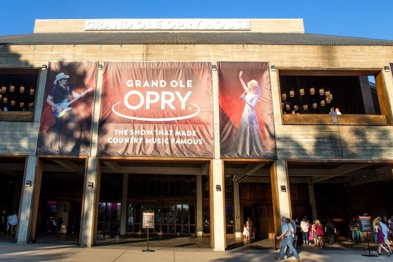 The Grand Ole Opry House, Nashville, Tennessee