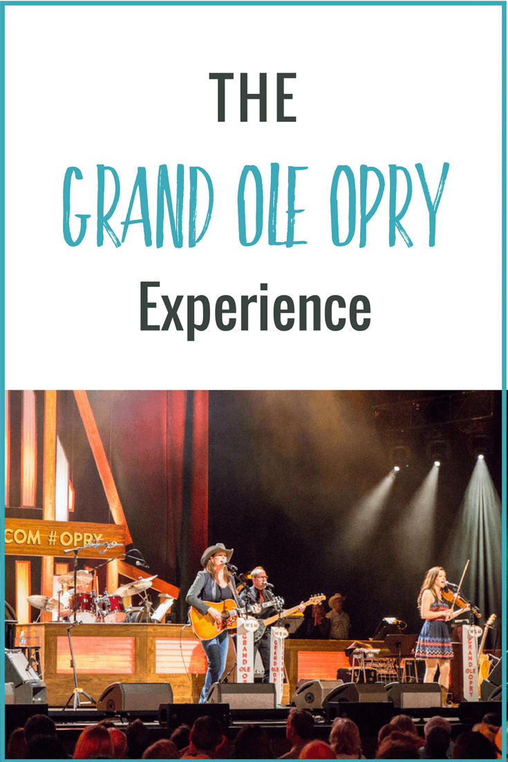 Looking for things to do in Nashville with kids? The Grand Ole Opry show and the Opry backstage tour is a must for your visit to Nashville. It's where dreams are made, not just for the Country music stars. It's a fantastic attraction for the family