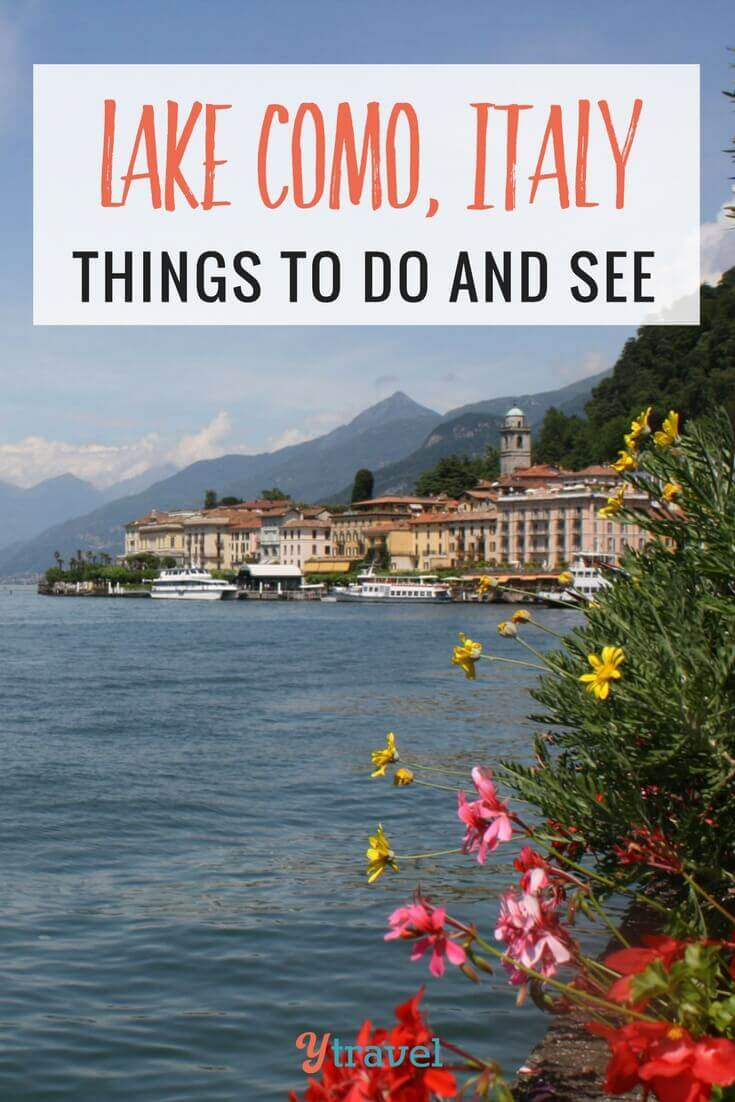 Things to do at lake como italy new york city blog for Whats there to do in new york
