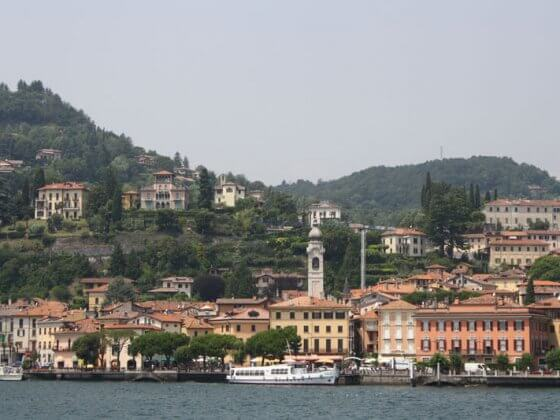The warmer months are the best time to enjoy the many things to do at Lake Como