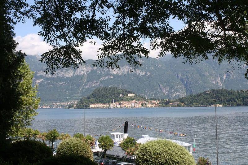 If you want a glimpse at how the wealthy Lake Como visitors live, Tremezzo is worth checking out