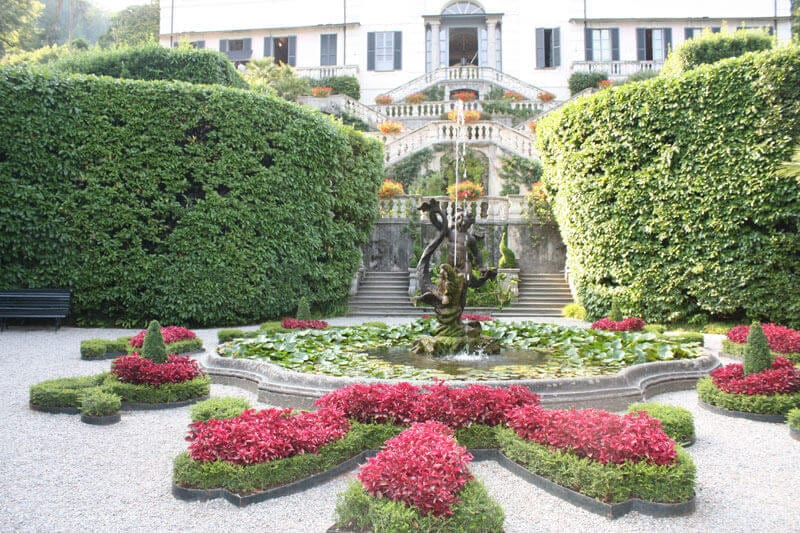 Villa Carlotta was once the Lake Como home of a Prussian princess