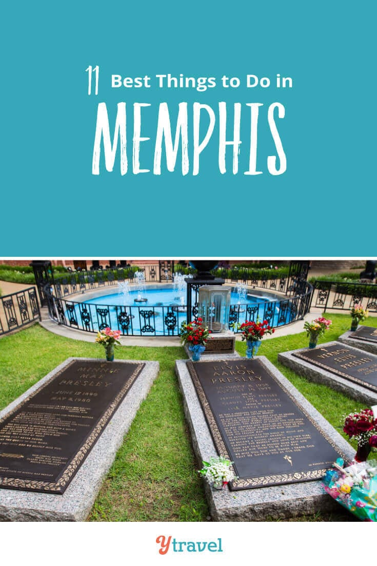 Planning to visit Memphis? Here are 11 cool things to do in Memphis Tennessee, plus get tips on where to eat and where to stay on your Memphis vacation. Don't take a Memphis trip before reading these Memphis travel tips!