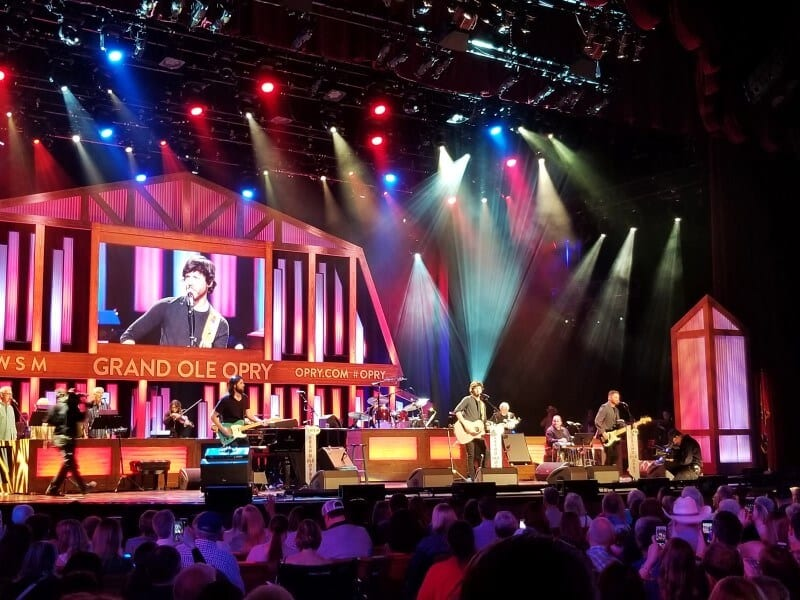What to do in Nashville with kids - head to the Grand Ole Opry