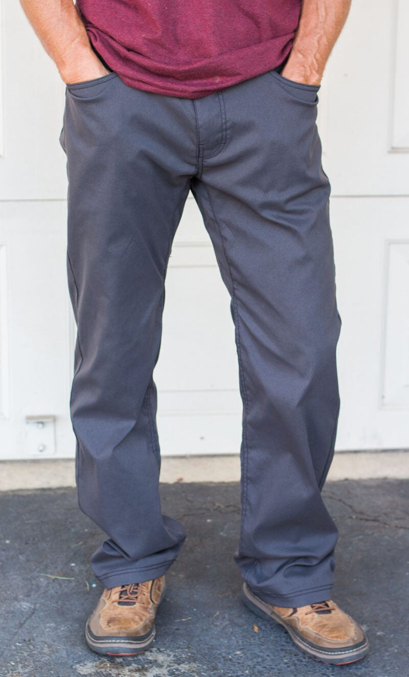 Stretch Zion Pants by Prana - Great for traveling or wearing around town!