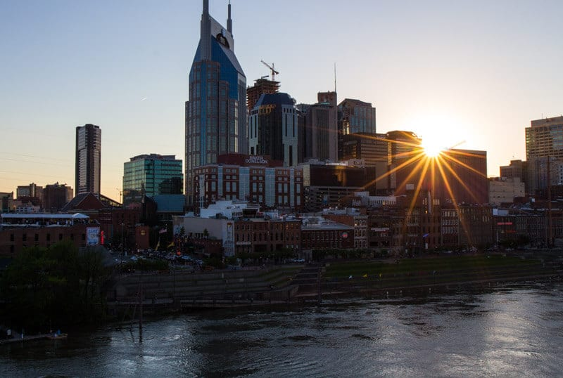 Nashville city skyline things to do with kids
