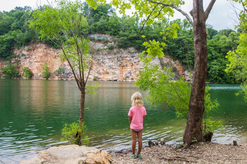 Meads Quarry, Knoxville