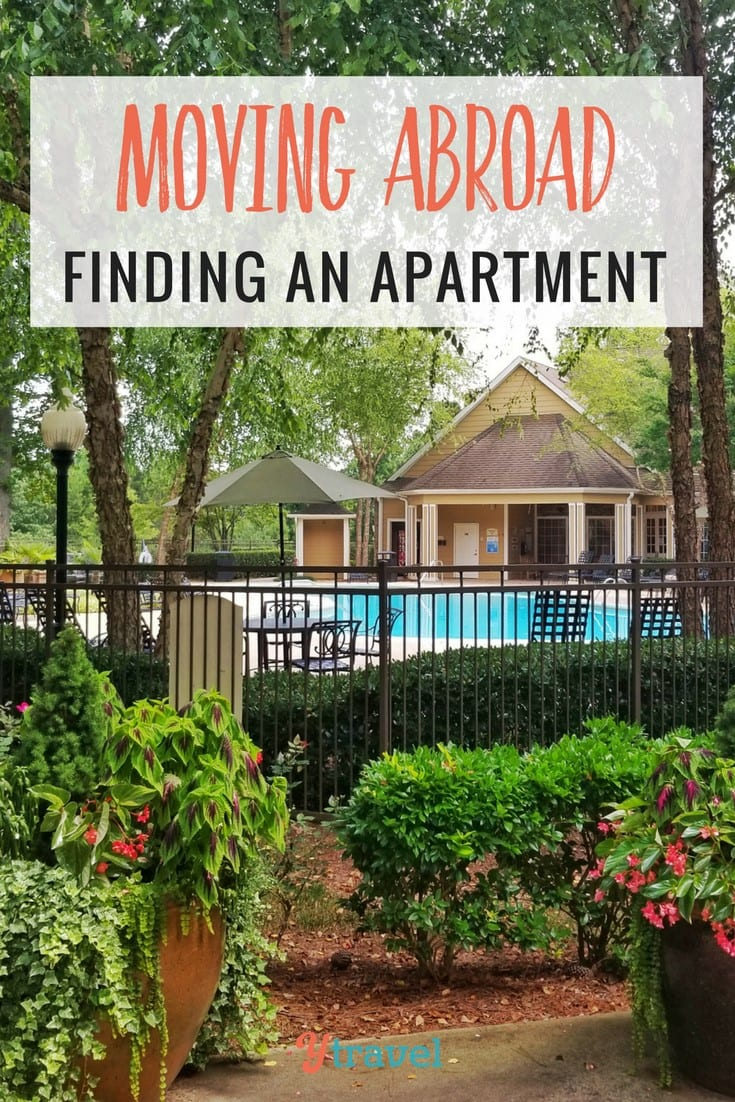 Moving Abroad. What to know when looking for an apartment to rent and getting set up. Click to read more. Happy pinning