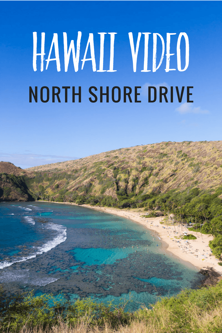 In this Hawaii video we take a North Shore drive on the island of Oahu in Hawaii. Stops include Hanauma Bay for snorkeling, beautiful Lanikai Beach, Sunset Beach, Pipeline and the historic town of Haleiwa.