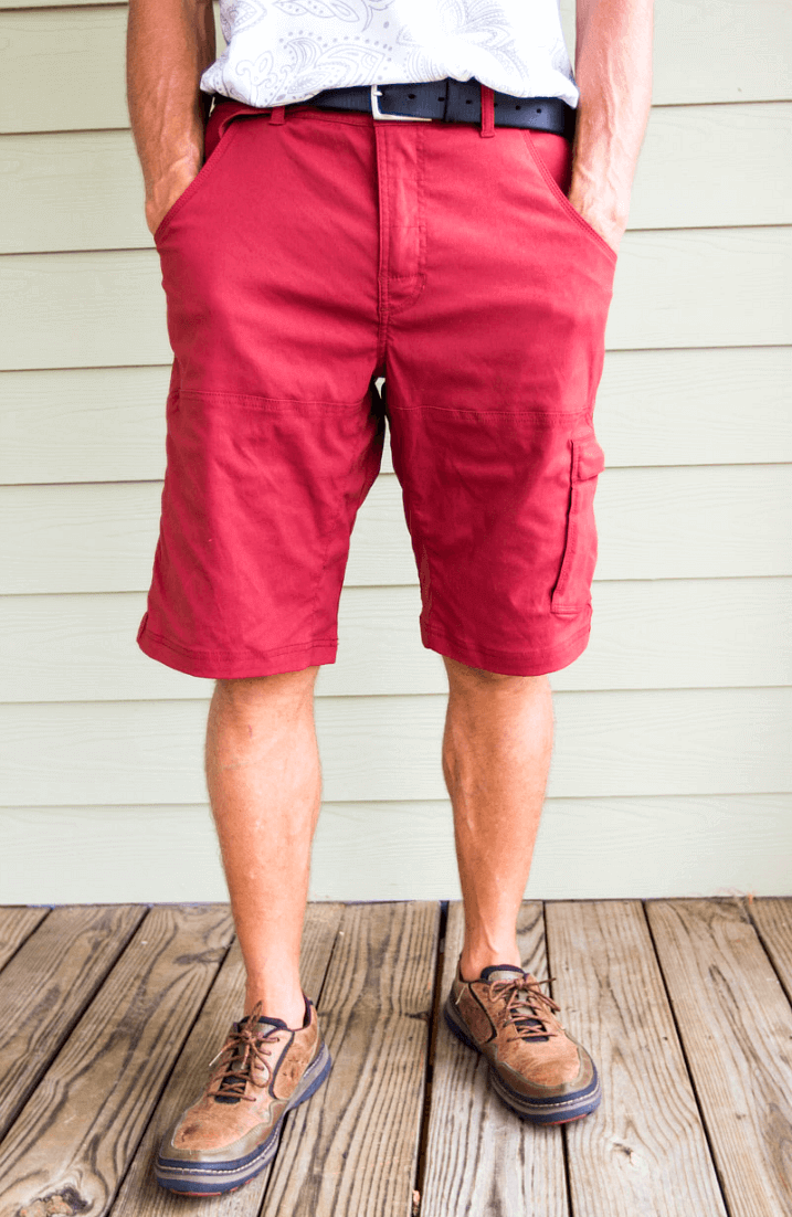 I love shorts that I can wear in multiple ways. These Stretch Zion Shorts are great for hiking or wearing around town, and one of the first items I pack in my suitcase. Comes in 10 different colors!