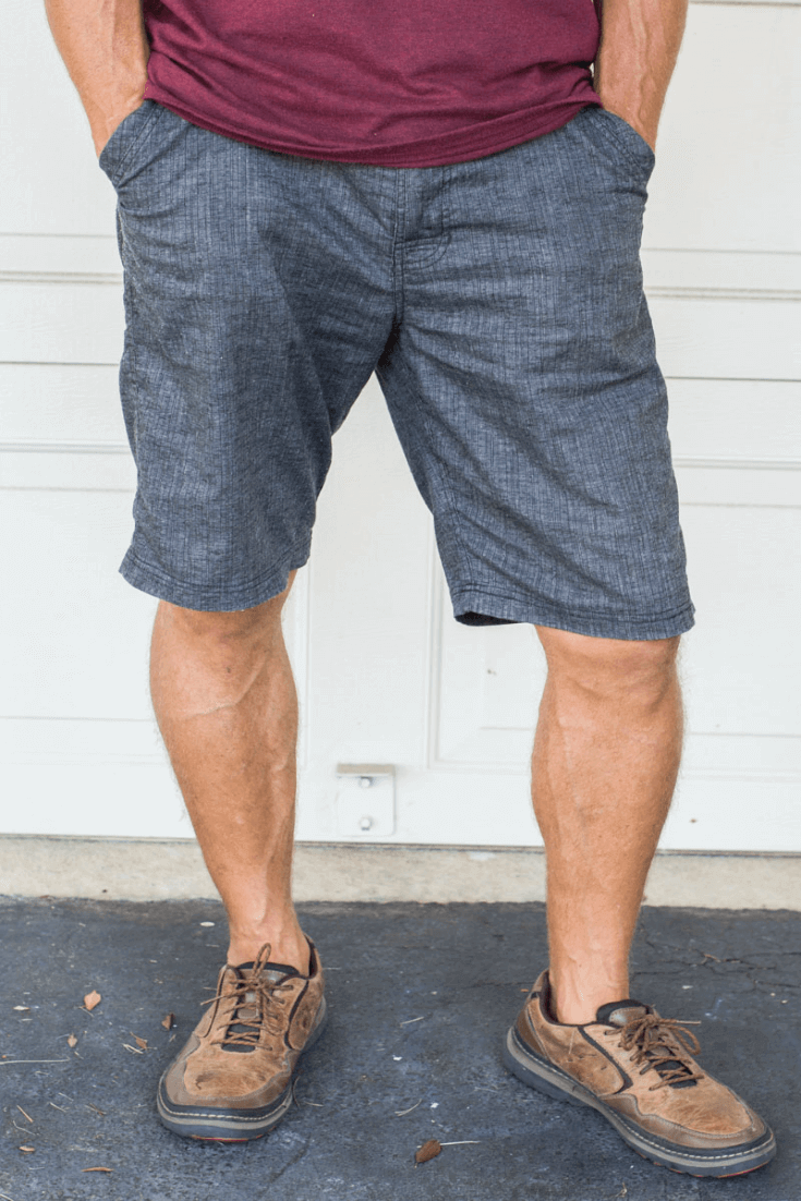 These Prana shorts are the most comfortable shorts I have ever owned. Love the soft hemp material, they are casual or for dressy occasions, and I've been wearing them constantly on my travels, and at home!