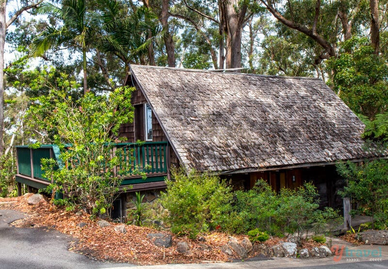 Binna Burra Lodge, Gold Coast Hinterland, Queensland, Australia