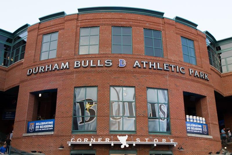 Durham Bulls Athletic Park Durham (2)