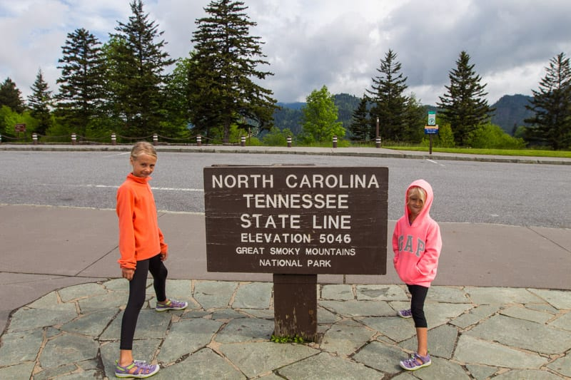 Exploring the Great Smoky Mountains on a Tennessee road trip