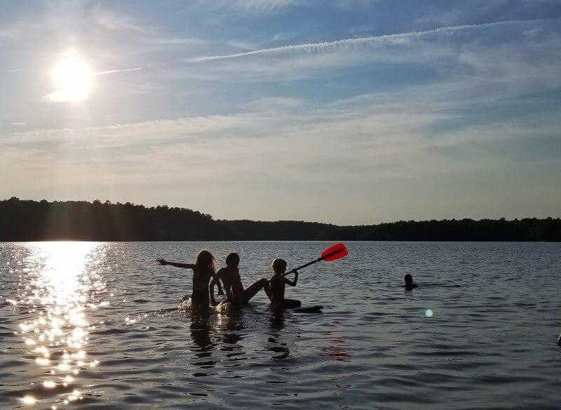 camping Kerr Lake NC