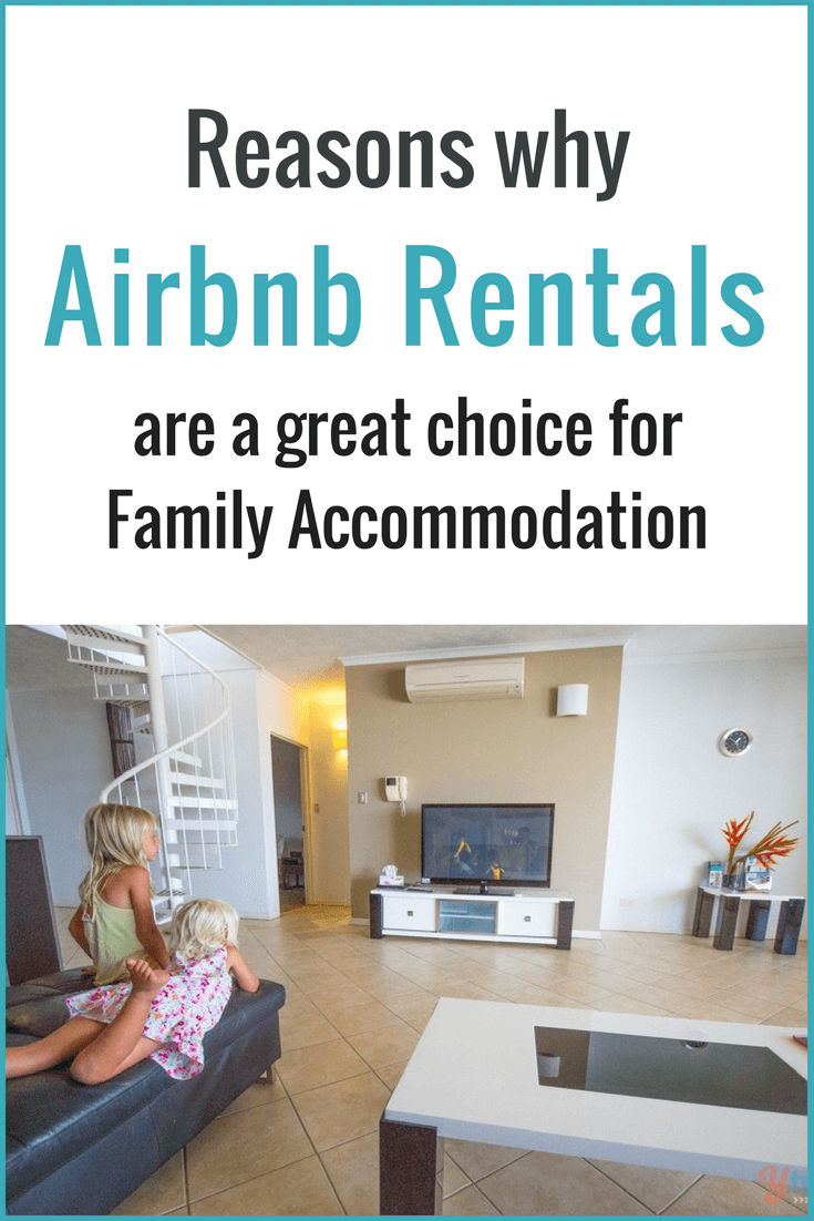 We love staying in Airbnb rentals, they offer many benefits over staying in hotels, especially for family accommodation. Come read why!