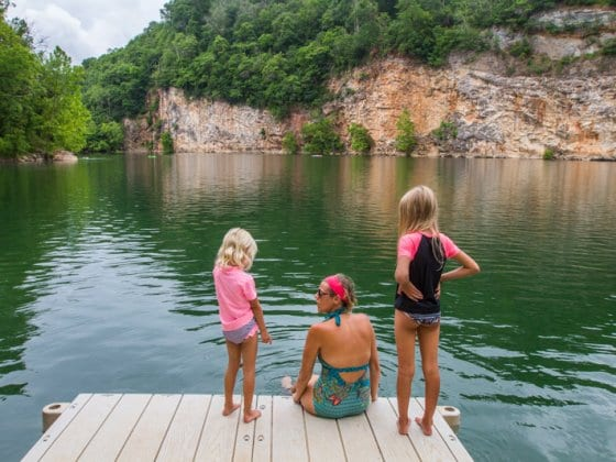 Meads Quarry - Knoxville, Tennessee