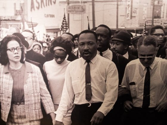 Dr Martin Luther King Jr - Civil Rights Museum, Memphis