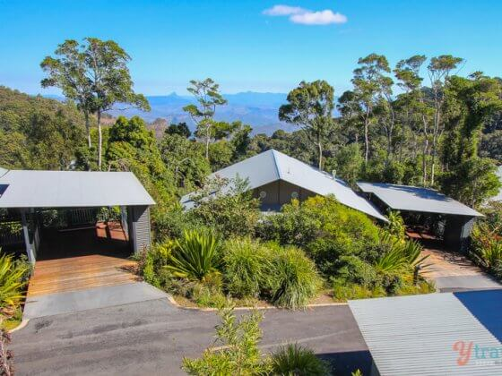O Reillys Rainforest Retreat, Gold Coast Hinterland Accommodation, Queensland, Australia