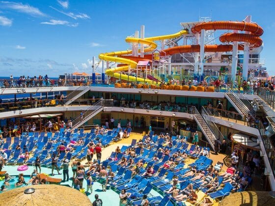 7 best cruise ships for kids