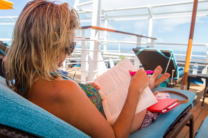 Carnival Vista cruise lines lesson