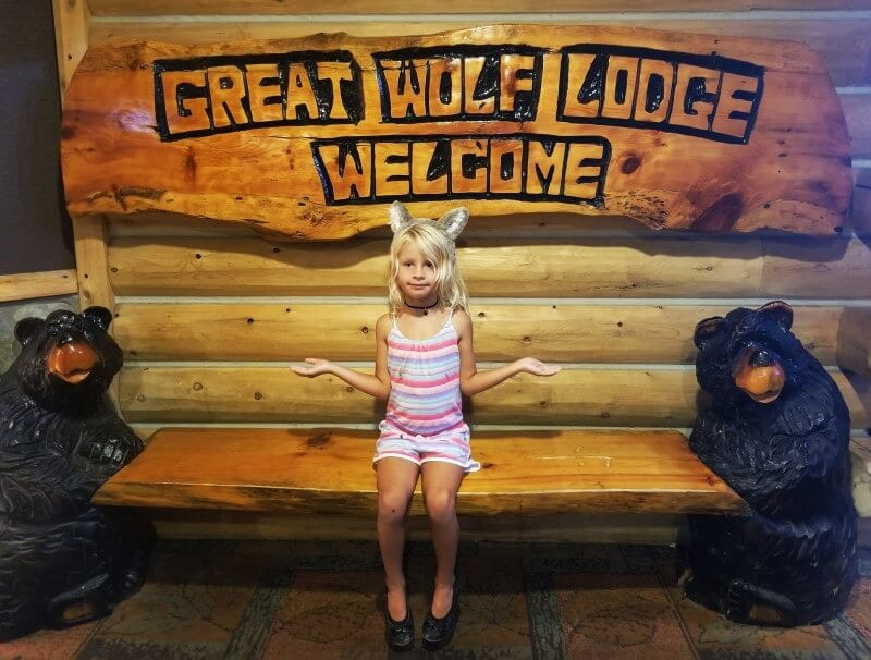Great Wolf Lodge Charlott family resort