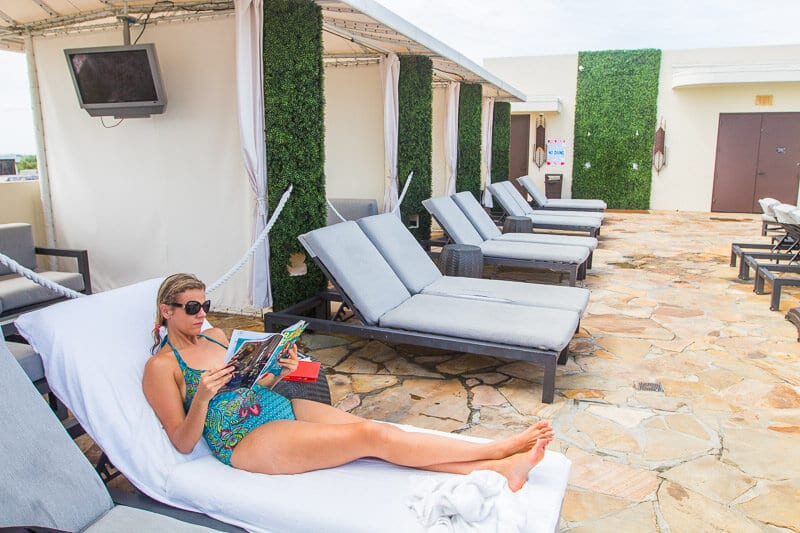 Mayfield Hotel & Spa in Coconut Grove, Miami, Florida