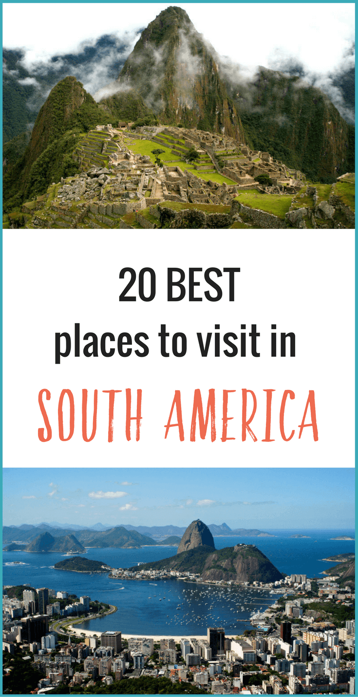 Best Places To Adopt In New York City: 20 Of The Best Places To Visit In South America ⋆ New York