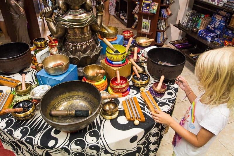 Celestial Treasures in Coconut Grove, Miami, Florida