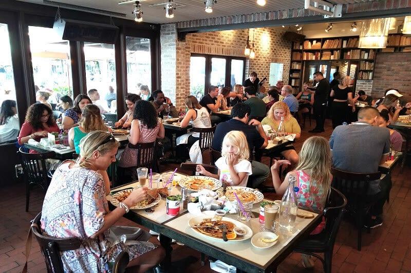Greenstreet Cafe, Coconut Grove, Miami