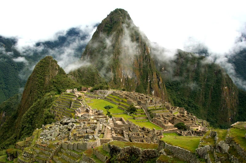 Machu Picchu, Perú - One of the best places to visit in South America